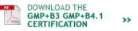GMP+B3 GMP+B4.1 Certification