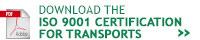 ISO 9001 Certification for transport